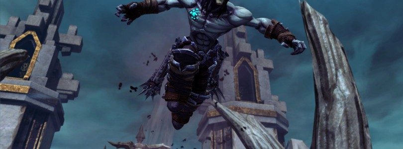 New Darksiders II screenshots showcase Death
