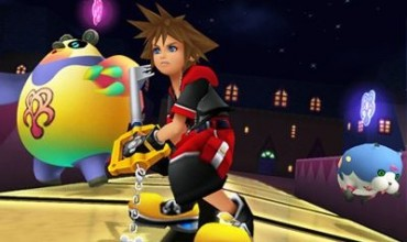 Square Enix share new Kingdom Hearts 3D details, screenshots