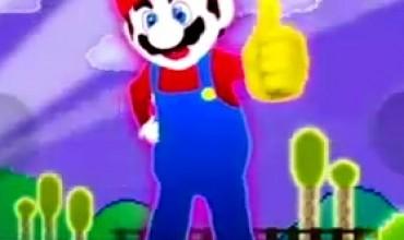 Super Mario DLC set for Just Dance 3