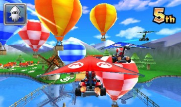 Mario Kart 7 sells 420,000 units in first week