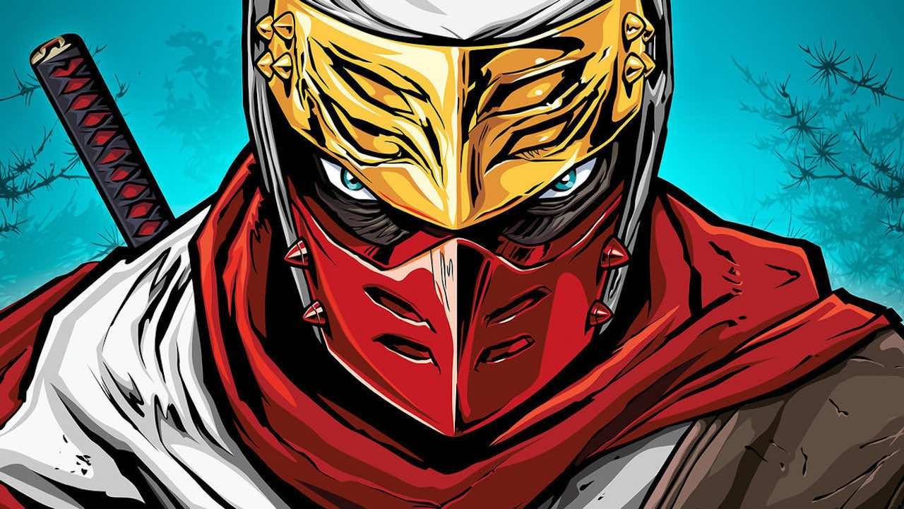 Shinobi Review Header
