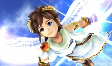 Kid Icarus: Uprising compatible with Circle Pad Pro