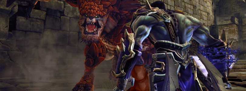 New Darksiders II 'Death Eternal' trailer and screens