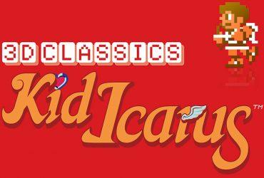 3D Classics Kid Icarus Review Banner