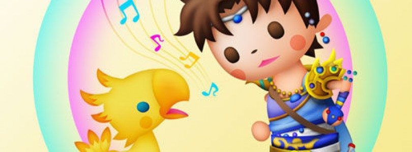 Fifty downloadable tracks planned for Theatrhythm: Final Fantasy
