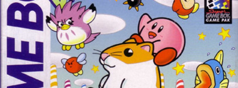 Kirby's Dream Land 2 set for Nintendo eShop in Japan