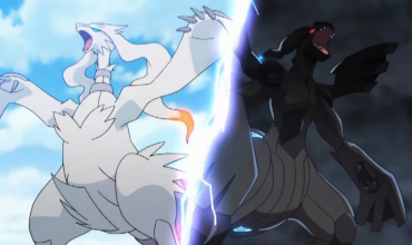 Reshiram and Zekrom distribution event set for Pokémon Black and White