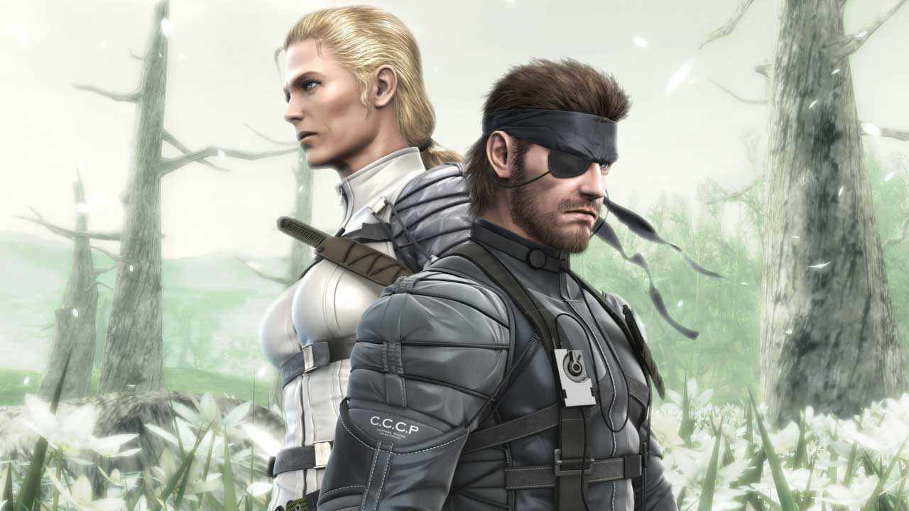 Metal Gear Solid: Snake Eater 3D Review Header