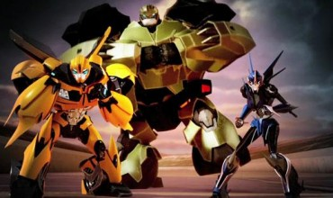 Activision announce Transformers Prime, teaser trailer released