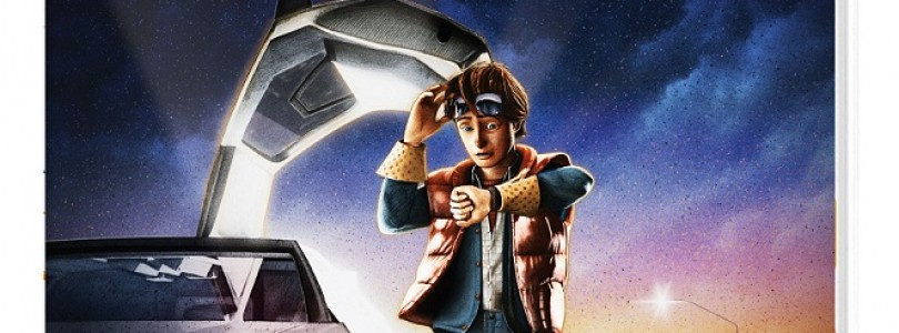 Win Back to the Future: The Game