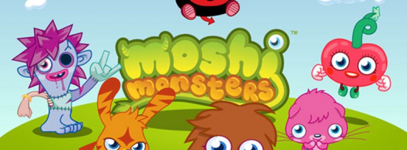 Moshi Monsters: Moshling Zoo breaks Nintendo DS record