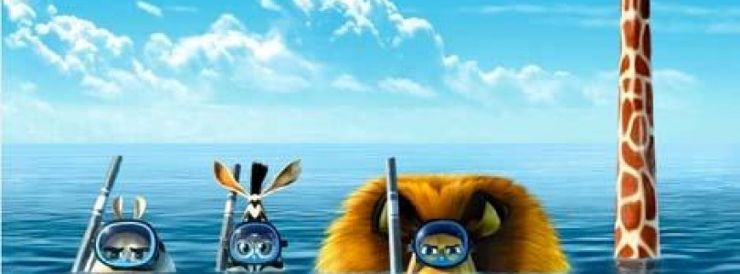 Nintendo 3DS screens swing in for Madagascar 3: The Video Game