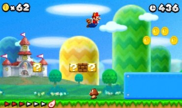 New Super Mario Bros. 2 confirmed for Nintendo 3DS