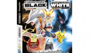 Win a copy of Pokémon the Movie: Black/White DVD