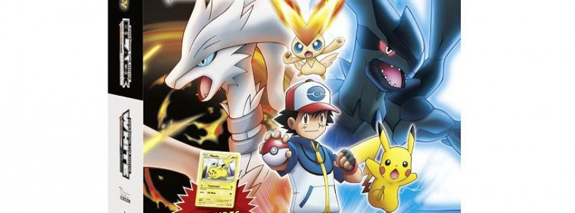 Win a copy of Pokémon the Movie: Black/White DVD