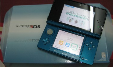 Aqua Blue Nintendo 3DS to be phased out