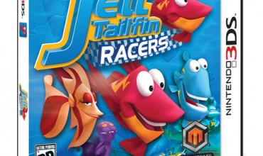 Jett Tailfin announced for Wii U and Nintendo 3DS