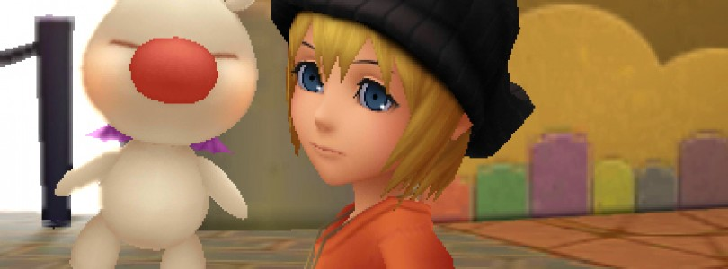 Kingdom Hearts 3D receives new screens