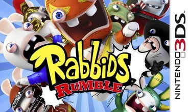 Rabbids Rumble announced as Nintendo 3DS exclusive
