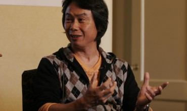 """Miyamoto: Sony haven't positioned Vita as a """"very strong product"""""""