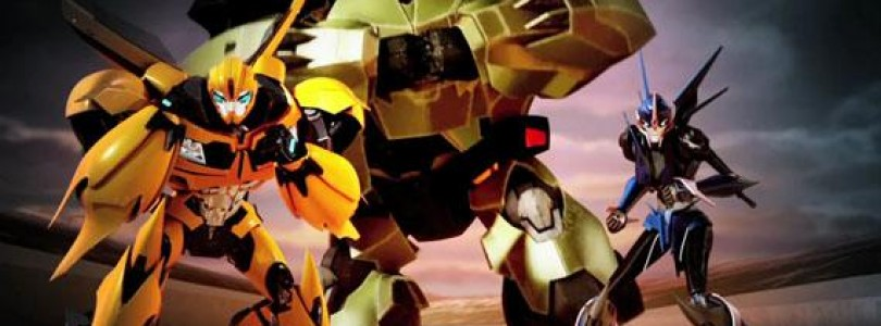 Transformers Prime receives Debut Trailer
