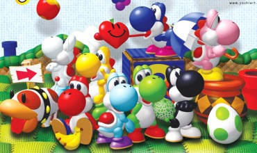 Nintendo UK announce Yoshi Hunt