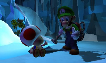 Luigi's Mansion 2 Dark Moon coming to 3DS in Holiday 2012