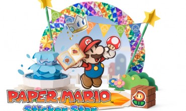 Paper Mario: Sticker Star coming Holiday 2012
