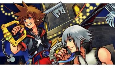 Square Enix unleash Kingdom Hearts 3D E3 2012 trailer
