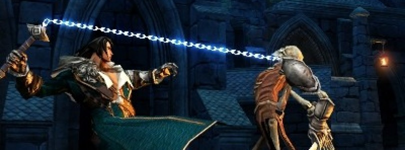 Castlevania: LOS – Mirror of Fate screenshots slash in