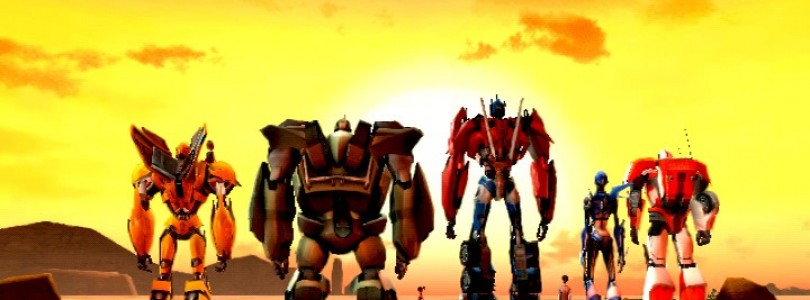 New Transformers Prime screenshots surface