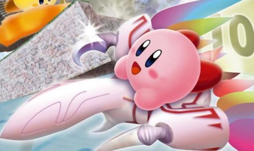 SpotPass delivers Kirby 20th Anniversary Puzzle Swap panel