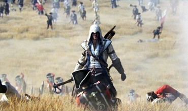 Watch the entire Assassin's Creed III 2012 Comic-Con Panel
