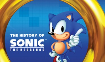 UDON to distribute 'The History of Sonic the Hedgehog' book