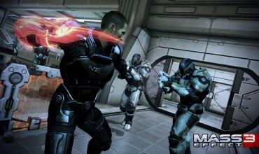 Mass Effect 3 Wii U receives exclusive Heavy Weapon