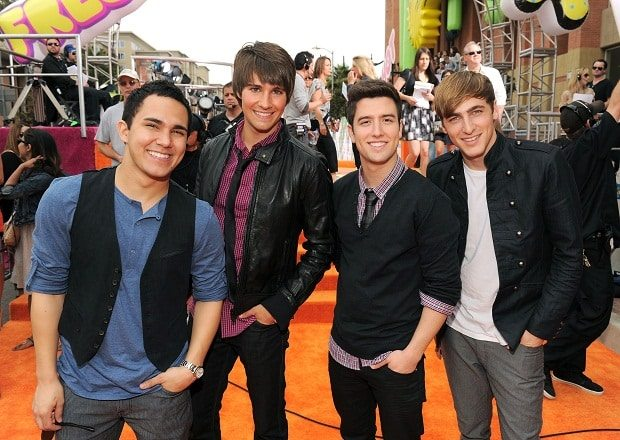 Big Time Rush titles headed to Wii and Nintendo DS
