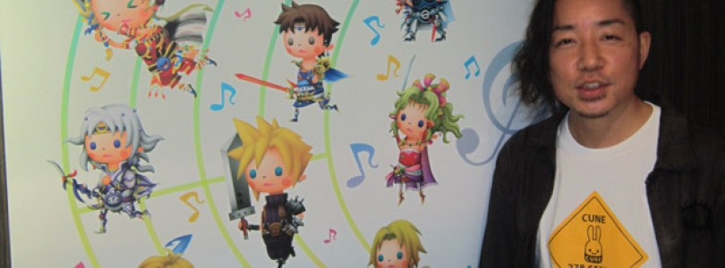 E3 2012: Theatrhythm Final Fantasy developer interview