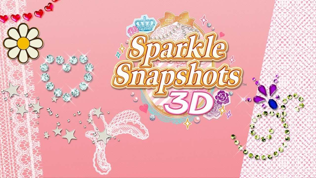 Sparkle Snapshots 3D Review Header