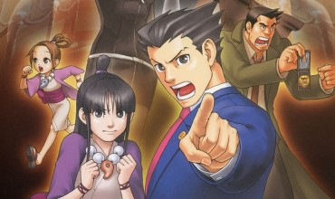 Ace Attorney 5 confirmed for Nintendo 3DS