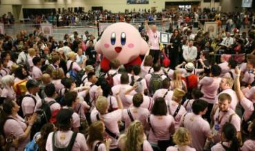 Nintendo fans break Guinness World Record for blowing bubbles