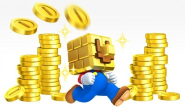 New Super Mario Bros. 2 surpasses a million sales in Japan