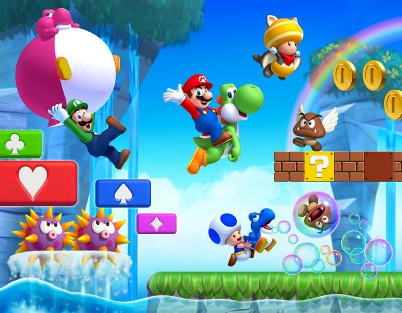 Mario leaps into action in Unreal Engine 4 fan project – Nintendo