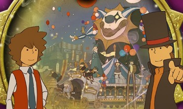 Professor Layton and the Miracle Mask browser demo available