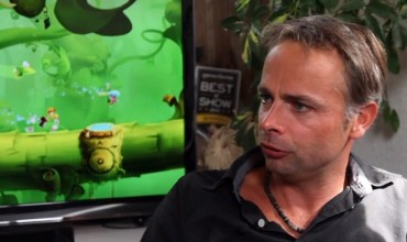 Ancel discusses Rayman Legends development in latest trailer