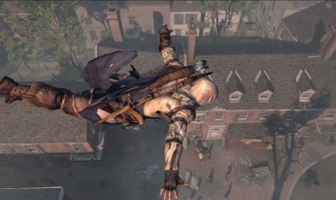 Assassin's Creed III launch trailer takes a Leap of Faith