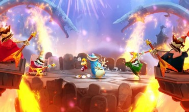 Rayman Legends delayed into 2013