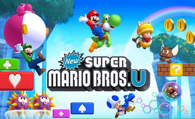 New Super Mario Bros  U - Wii U - Nintendo Insider