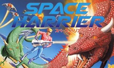 Space Harrier 3D set for Japan release next week