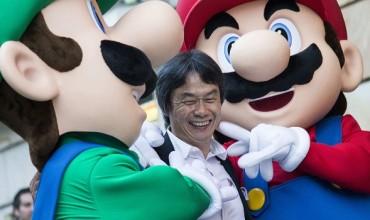 Shigeru Miyamoto discusses his current inspirations