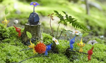 Nintendo release new Pikmin 3 gameplay footage